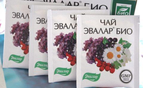 Эвалар Био – полезный и вкусный напиток для очищения организма и снижения веса.