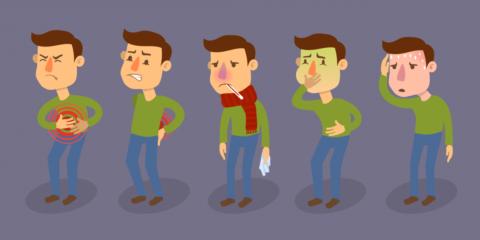 Основное показание для детоксикации — острые состояния