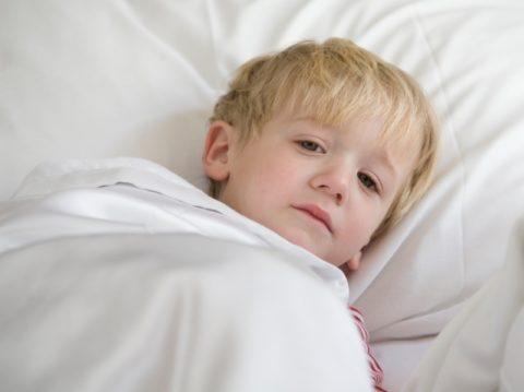 Чаще обезвоживание развивается у детей