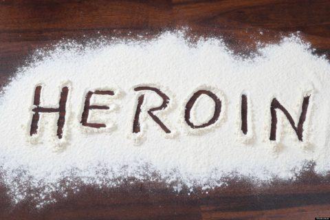 Героин — наиболее распространенный инъекционный наркотик