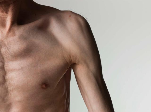 Тело мужчины