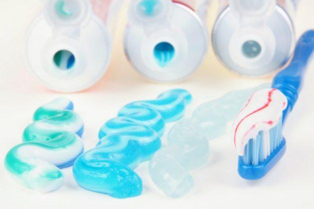 Состав зубной пасты зависит от ее вида