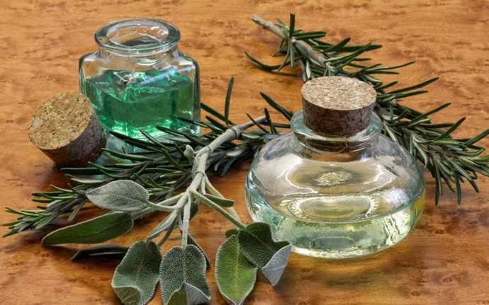Эфирные масла с зеленым чаем от запаха изо рта