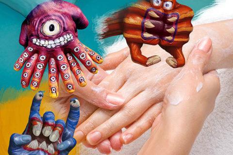 Немытые руки – самая частая причина заражения кишечными инфекциями