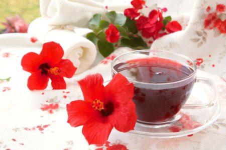 Состав чая каркаде при сахарном диабете 2 типа, полезные свойства, потенциальные вред, механизм действия и противопоказания