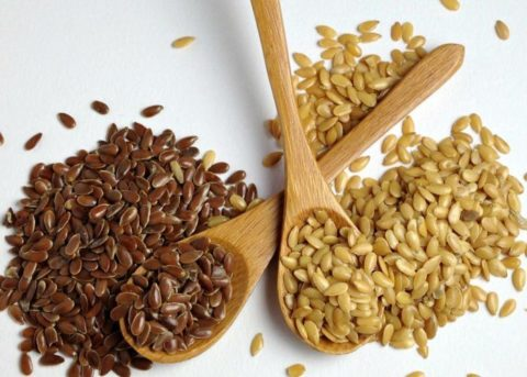 Льняное семя полезно для ЖКТ