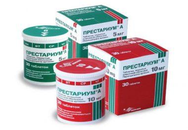 лекарства престариум