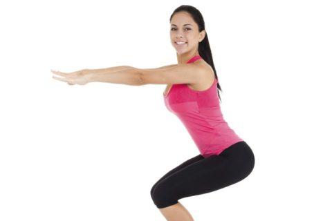 Упражнения помогают ускорить процесс очищения