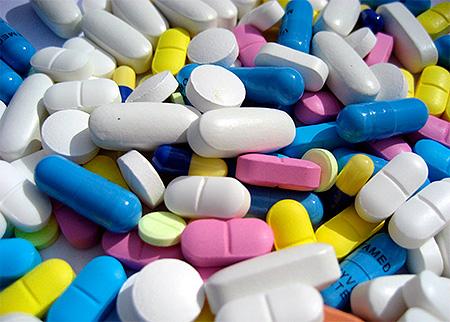 Терапия обезболивающими или спазмолитическими препаратами