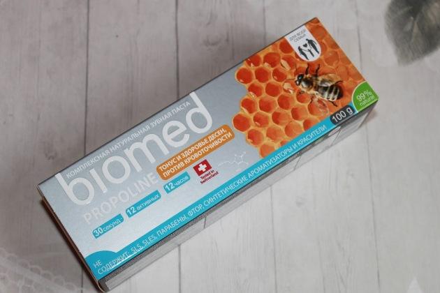 Зубная паста Biomed