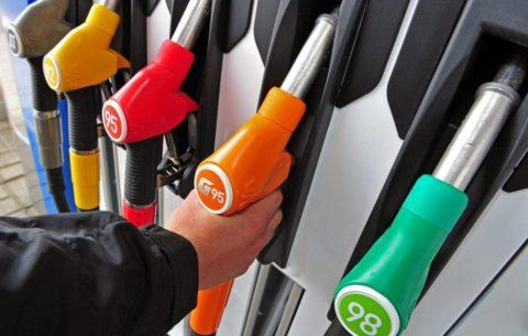 Популярные марки бензина