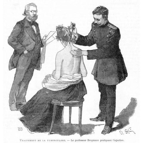 Многие методики терапии канули в Лету