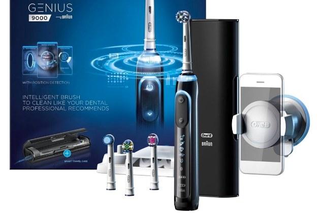 лучшая электрическая зубная щетка Oral-B Genius 9000