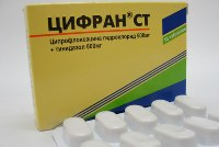 Цифран - антибиотик при зубной боли