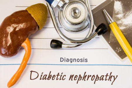Механизмы возникновения нефропатии при сахарном диабете, её диагностика и лечение