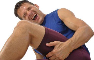 боли при миозите мышц ног
