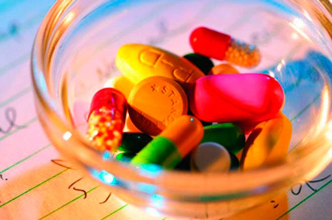 Назначают антибиотики