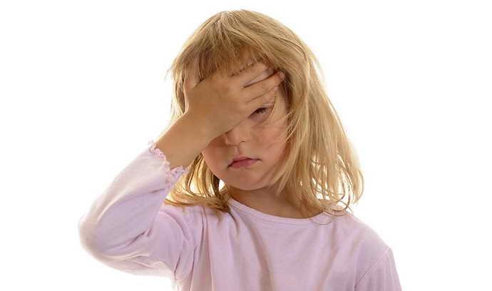 Средняя степень герпесного стоматита у детей