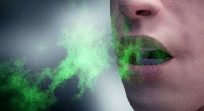 гнилой запах изо рта из под коронки