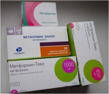 Список препаратов бигуанидов, перечень самых эффективных, показания и риски побочных действий