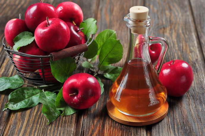 Яблочный уксус от запаха изо рта