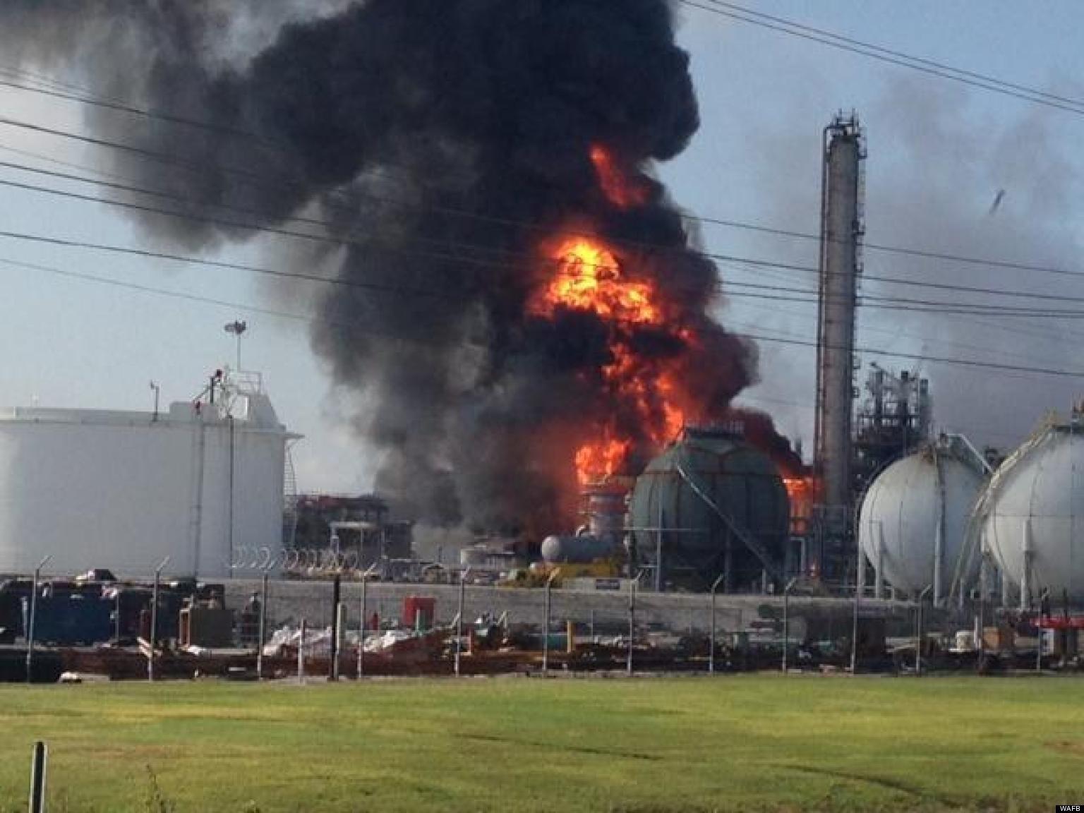 Аварии на производстве – частый механизм тяжелых отравлений промышленными ядами