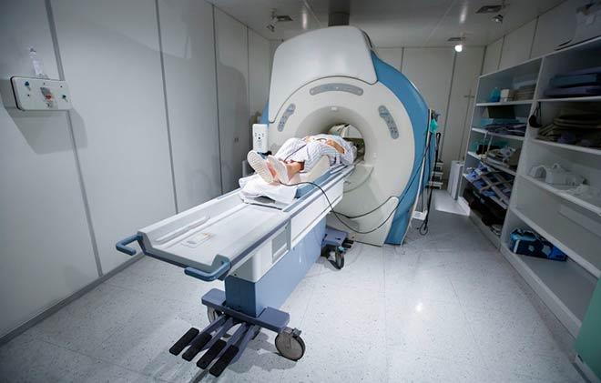 Безошибочность МРТ при узловой форме больше 90%