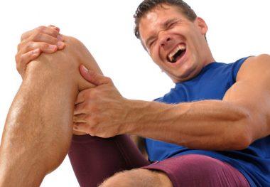 спазм мышц у мужчины