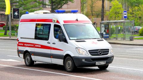 Машина СМП– место оказания доврачебной медицинской помощи