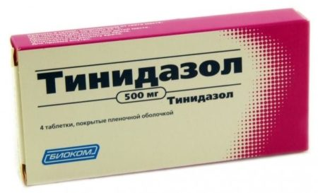 Действие таблеток «Тинидазол» в инструкции по применению, состав, цена, аналоги, отзывы