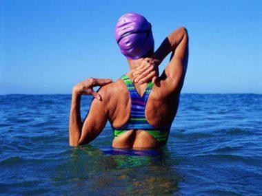 остеохондроз и плаванье