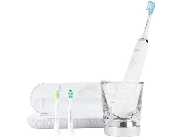 зубная щетка Philips Sonicare diamondclean hx9332