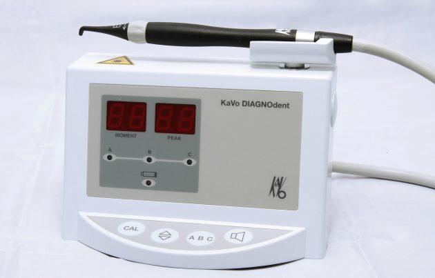 Аппарат для диагностики кариеса эмали