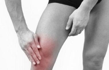 воспаление коленей