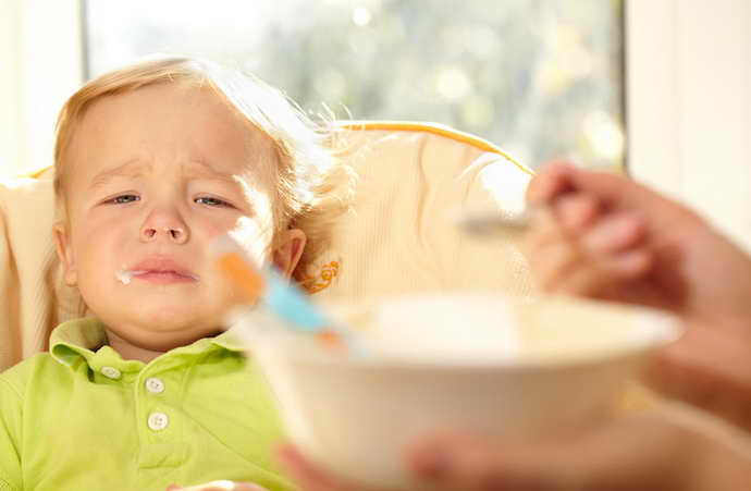 Симптомы флюса у детей