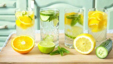 Витаминный напиток