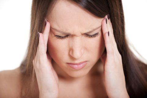 Возможны сильные головные боли