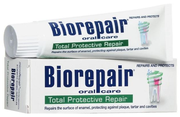 зубная паста Biorepair plus Total Protection