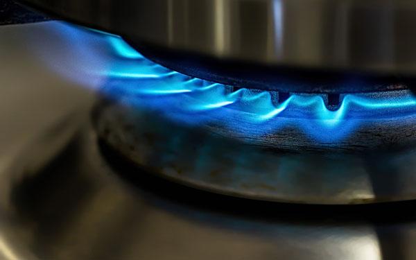 Газовая плита и метан