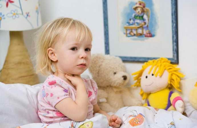 Плохой иммунитет и стоматит у детей