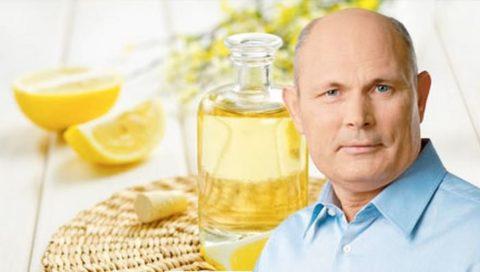 На фото изображен Г.П. Малахов – автор уникальных методов оздоровления и очищения организма.