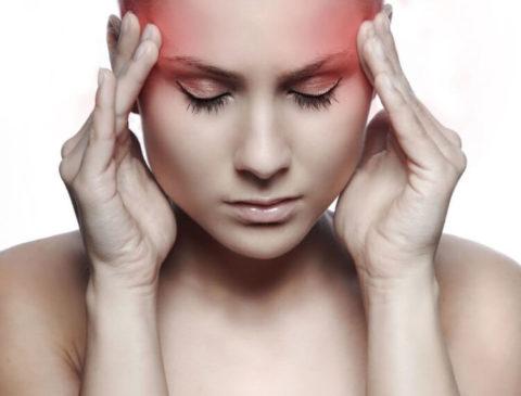 Интоксикация монооксидом углерода провоцирует приступы головных болей