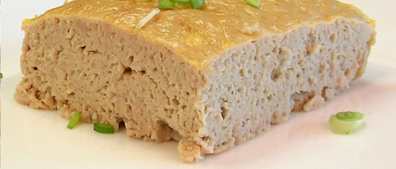Диетический рецепт мясного суфле при панкреатите