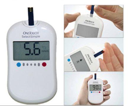 Глюкометр One touch select simple особенности в инструкции по применению, цена и отзывы