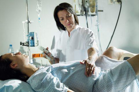 Важно предотвратить серьезные осложнения беременности