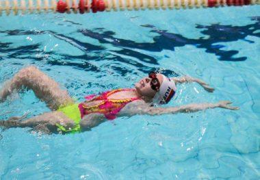 плавание при спазме