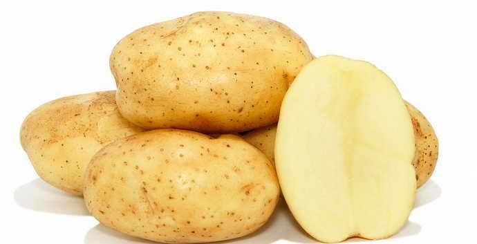 картофель от стоматита