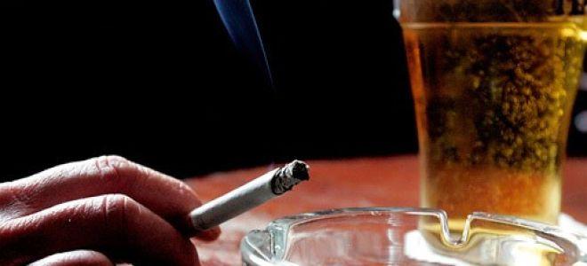 Узнай как влияют алкоголь и курение при ВСД