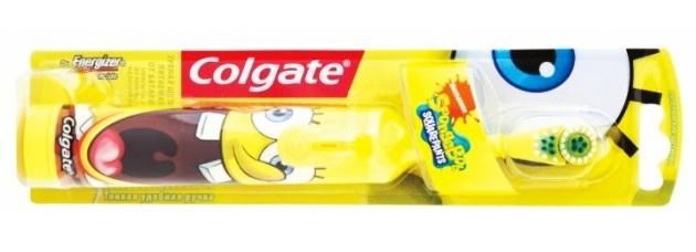 зубная щетка колгейт SpongeBob