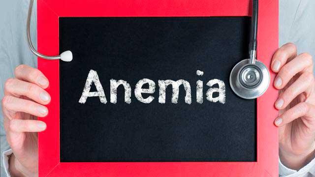 Развитие постгеморрагической анемии